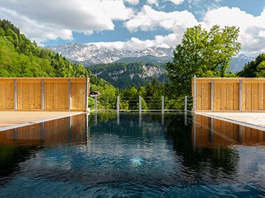 Wellnesswochenende im Design Hotel in Bayern